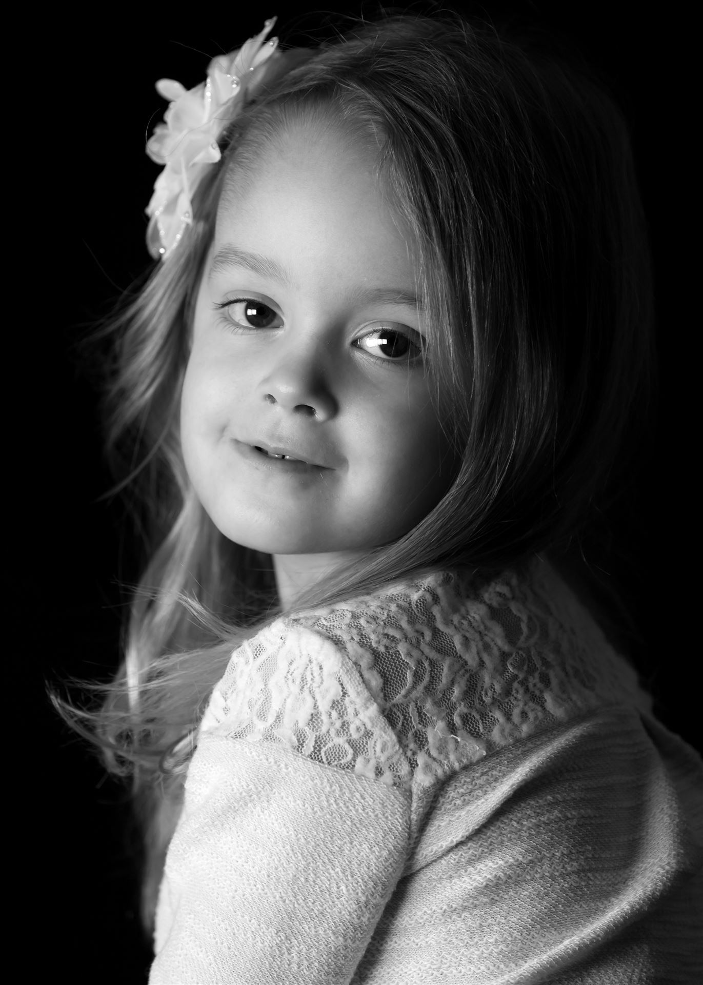 Child Portrait -  by Craig Smith